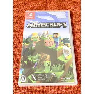 任天堂 - 新品未開封 Minecraft Nintendo Switch版 マインクラフト