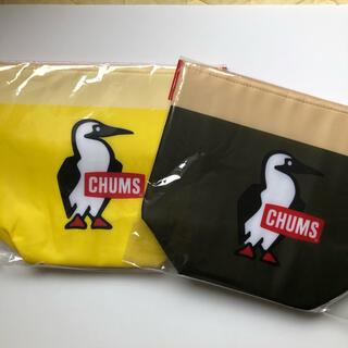 チャムス(CHUMS)のチャムス CHUMS オリジナルクーラーバッグ2個セット(テーブル/チェア)