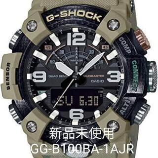 G-SHOCK - 【新品未使用】CASIO G-SHOCK GG-B100BA-1AJR カシオ