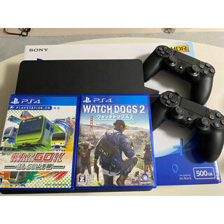 PlayStation4 - Playstation4 CUH-2200A black