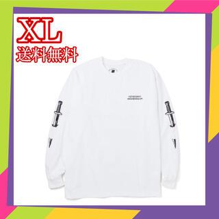 アンディフィーテッド(UNDEFEATED)のUNDFTD x NBHD SOMEDAY L/S TEE - 211PCUFN(Tシャツ/カットソー(七分/長袖))