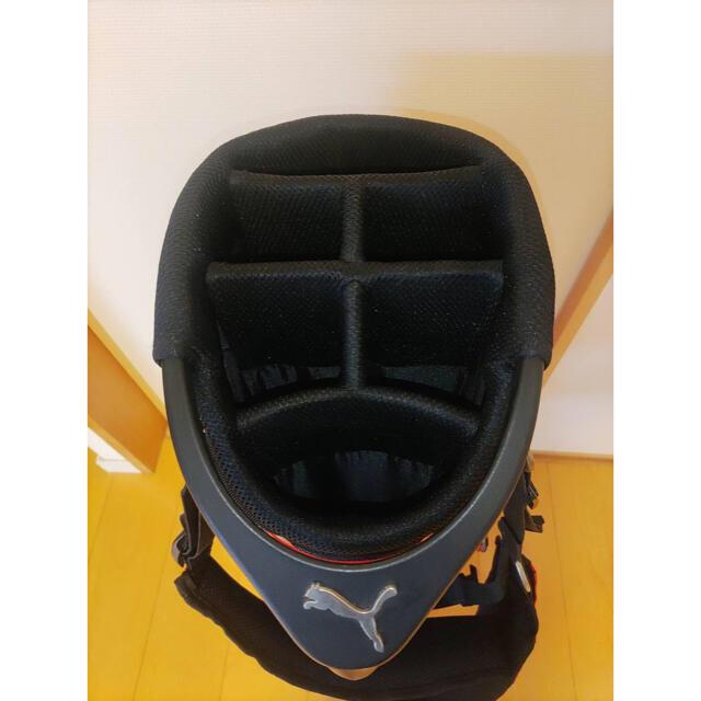 PUMA(プーマ)のプーマ キャディバッグ (スタンド) スポーツ/アウトドアのゴルフ(バッグ)の商品写真