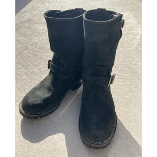 ウエスコ(Wesco)のWESCO(ウエスコ)BOSS ブーツ オールラフアウトレザー仕様(ブーツ)