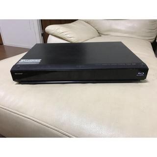 アクオス(AQUOS)のSHARP AQUOS ブルーレイディスクレコーダー BD-HDS32(ブルーレイレコーダー)