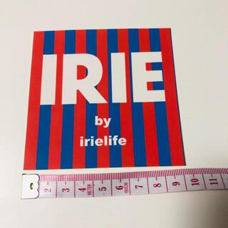 アイリーライフ(IRIE LIFE)のIRIE LIFE ステッカー(その他)