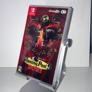 コーエーテクモゲームス(Koei Tecmo Games)の【中古】ウイニングポスト9 2021 Switch(家庭用ゲームソフト)
