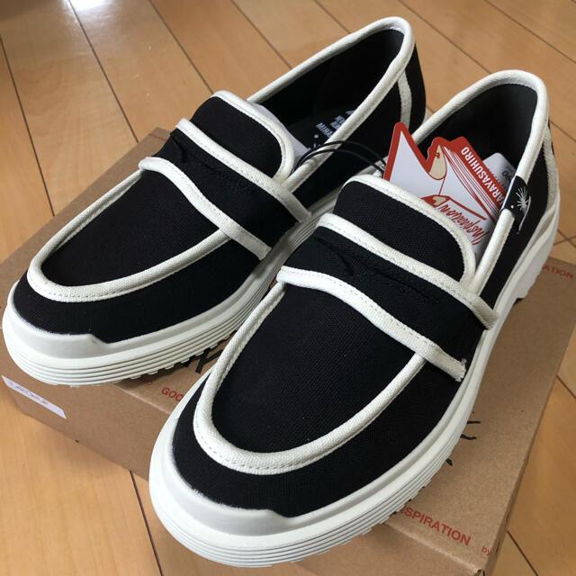 GU(ジーユー)のGU×ミハラヤスヒロ オリジナルソールローファーMY +X   メンズの靴/シューズ(ドレス/ビジネス)の商品写真