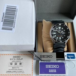 SEIKO - セイコー ブラックボーイ 7S26-0020 SKX007