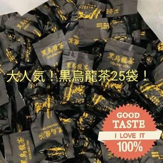 中国茶 黒烏龍茶 7gx25包(茶)