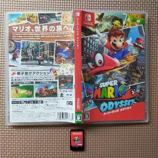 ニンテンドースイッチ(Nintendo Switch)のスーパーマリオ オデッセイ Switch(家庭用ゲームソフト)