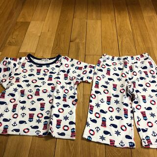 F.O.KIDS - パジャマ サイズ120 半袖 丸高衣料