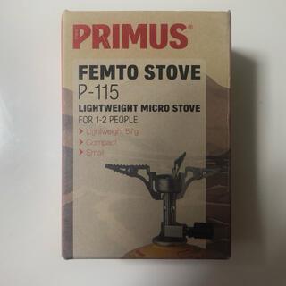 PRIMUS - プリムス P-115 フェムトストーブ PRIMUS