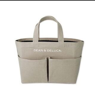 DEAN & DELUCA - DEAN-DELUCAキャンパストートバック