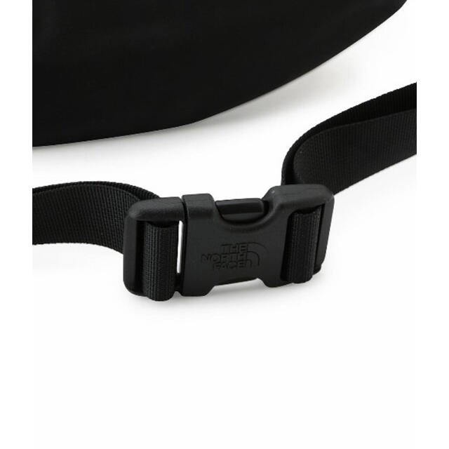 THE NORTH FACE(ザノースフェイス)のノースフェイス グラニュール ウエストポーチ ボディバッグ ブラック レディースのバッグ(ボディバッグ/ウエストポーチ)の商品写真