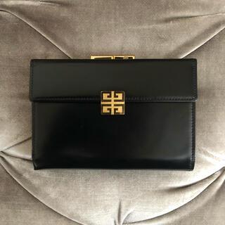 GIVENCHY - 良品✨ジバンシー ❤️ ロゴプレートヴィンテージ 折り財布
