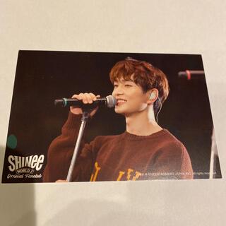 シャイニー(SHINee)のSHINee オニュ ポストカード(K-POP/アジア)