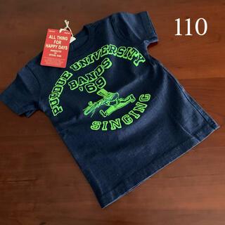 NEEDLE WORK SOON - ⭐️未使用品  ニードルワークス   半袖 Tシャツ  110サイズ