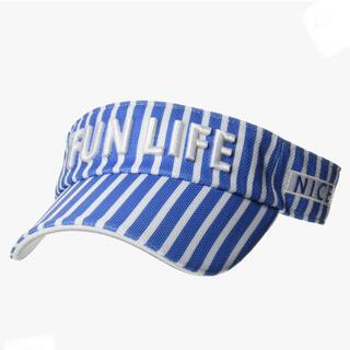 le coq sportif - 新品■3,850円【ルコック】レディース  サンバイザー  ゴルフ用品