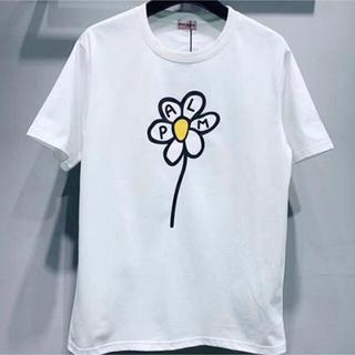 モンクレール(MONCLER)のPalm Angels パームエンジェルス Tシャツ(Tシャツ/カットソー(半袖/袖なし))