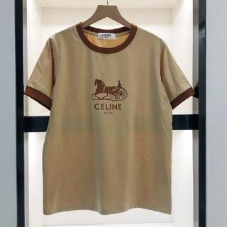 celine - 半袖 celine セリーヌ tシャツ