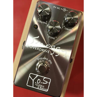 smoggy overdrive(エフェクター)