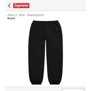 Supreme - supreme small box sweatpantLシュプリーム スウェット