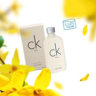 Calvin Klein - カルバンクライン香水100ml