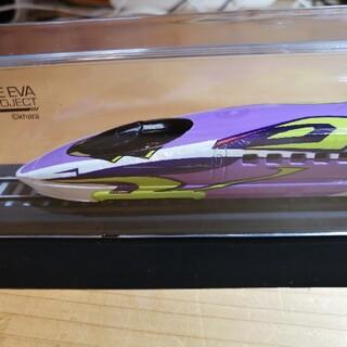 ジェイアール(JR)のエヴァンゲリオン新幹線 500 TYPE EVA Nゲージ(鉄道模型)