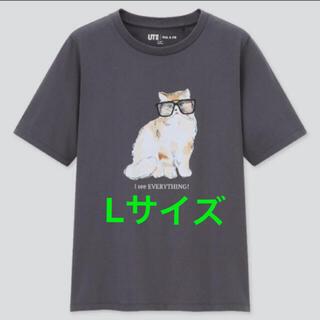 UNIQLO - ユニクロ ポール&ジョー 半袖 Tシャツ L ネコ