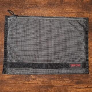 ブリーフィング(BRIEFING)のブリーフィングBRIEFING パソコンケース (セカンドバッグ/クラッチバッグ)
