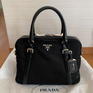 PRADA - 本日限り出品【未使用✨】PRADAハンドバッグ(ショルダー付き)