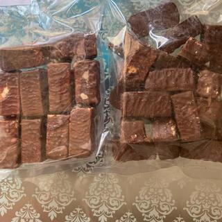 チョコ掛けパイサンド ブルーベリー(菓子/デザート)