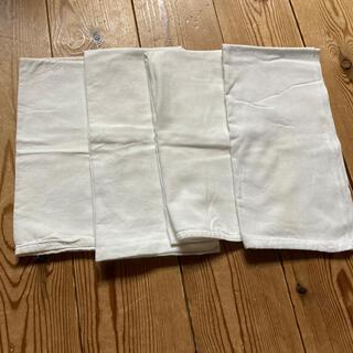 手作り布おむつ 4枚セット(布おむつ)