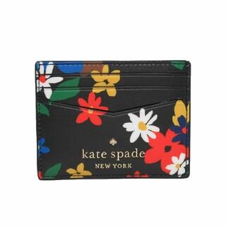 ケイトスペードニューヨーク(kate spade new york)のケイトスペード カードケース WLR00495-098 レディース(パスケース/IDカードホルダー)