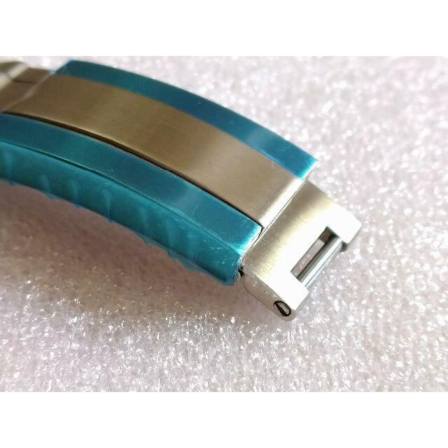 ROLEX(ロレックス)の新品 バックル グライドロッククラスプ ロレックス対応 ディープシー 社外品 メンズの時計(金属ベルト)の商品写真