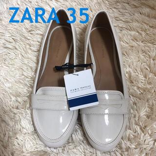 ZARA - 新品未使用 ZARA フラットシューズ 35