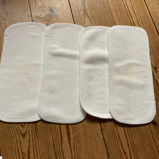 赤ちゃん工房 布おむつ 4枚セット①(布おむつ)