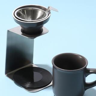 アフタヌーンティー(AfternoonTea)の《お値下げ 》Brew Coffee ブリューコーヒー 一人用ドリッパーセット(調理道具/製菓道具)