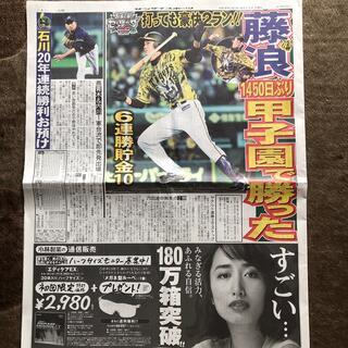 ハンシンタイガース(阪神タイガース)の阪神タイガース(野球)