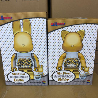 MEDICOM TOY - MY FIRST NY@BRICK R@BBRICK 100% & 400%
