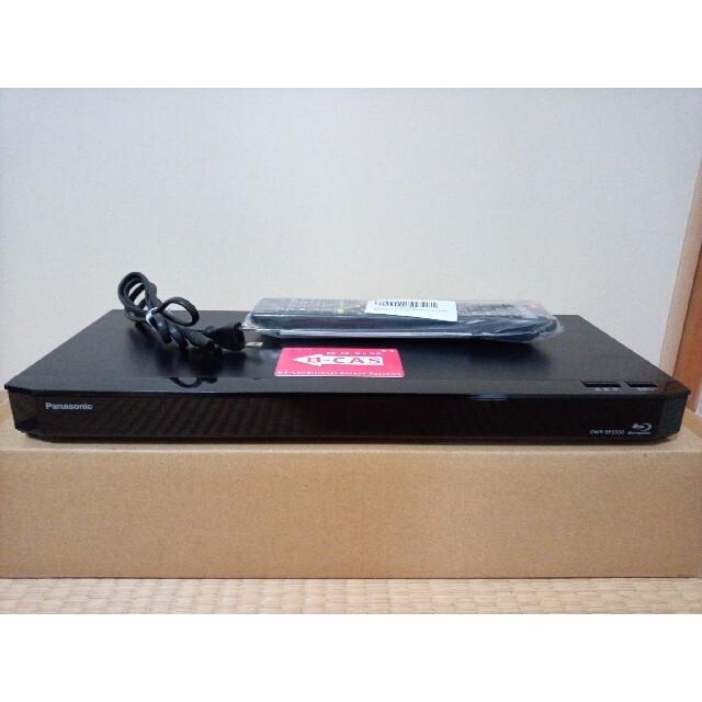 Panasonic(パナソニック)のPanasonicブルーレイレコーダー  DIGA スマホ/家電/カメラのテレビ/映像機器(ブルーレイレコーダー)の商品写真