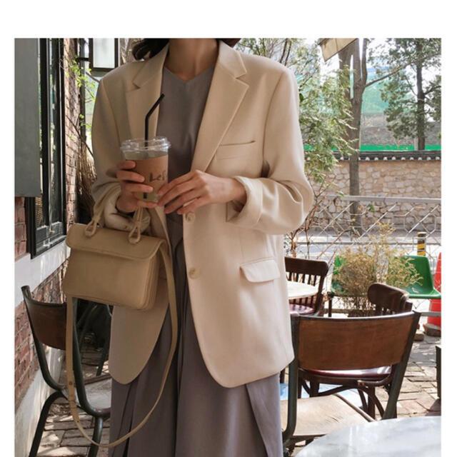 FRAY I.D(フレイアイディー)の~ 韓国 ♡ スプリングテーラードジャケット ~ レディースのジャケット/アウター(テーラードジャケット)の商品写真