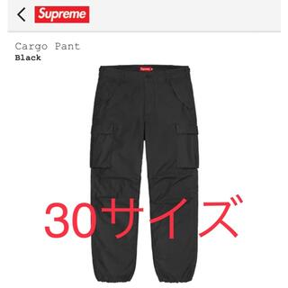 Supreme - 30 supreme cargo pant black olive pants