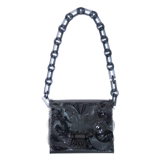 mame - 新品未使用 mame Vinyl Chloride Long Chain Bag