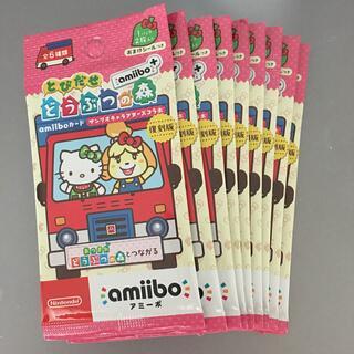 任天堂 - amiiboカード どうぶつの森 サンリオコラボ 復刻版