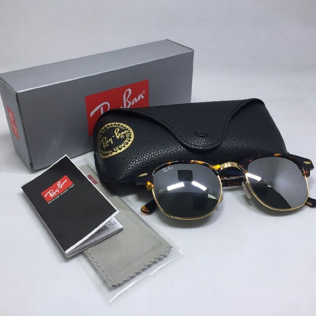 Ray-Ban(レイバン)の希少 Ray ban  レイバンRB 3016  1145/30 サングラス   メンズのファッション小物(サングラス/メガネ)の商品写真
