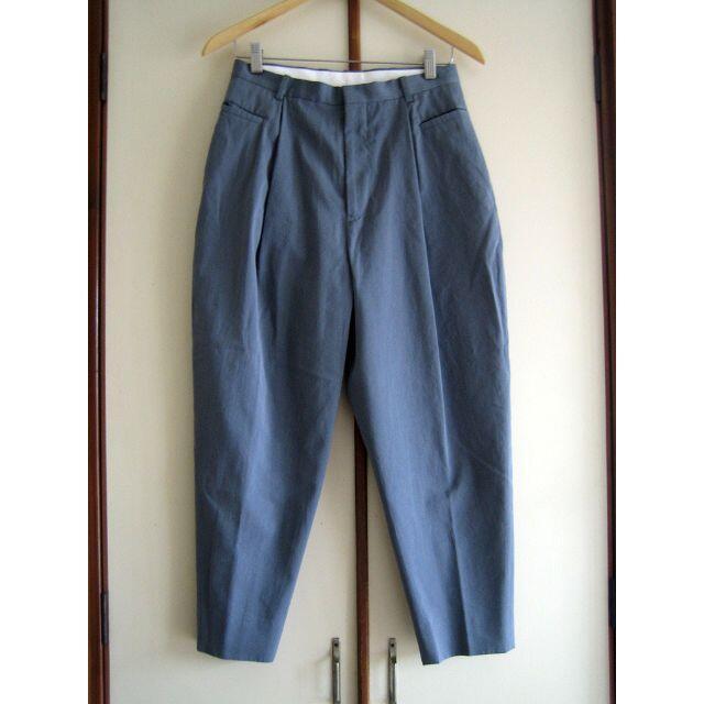 mina perhonen(ミナペルホネン)のmina perhonen ミナペルホネン tokia シルク混パンツ 36 レディースのパンツ(カジュアルパンツ)の商品写真