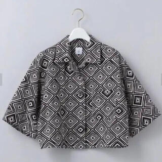 BEAUTY&YOUTH UNITED ARROWS - 6(ROKU) ロク PRINT SHORT SLEEVE SHIRT シャツ