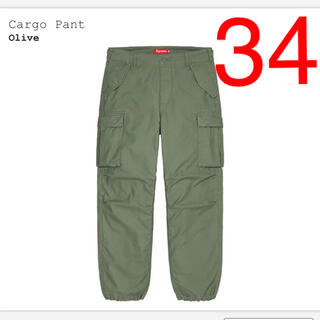 Supreme - Supreme Cargo Pant  34 Olive