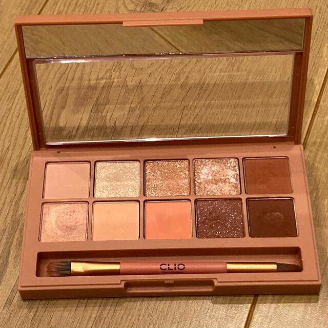 クリオ アイシャドウパレット コスメ/美容のベースメイク/化粧品(アイシャドウ)の商品写真
